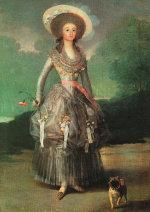 Маркиза де Понтехос (1786)